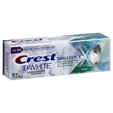 Pasta do zębów Crest Brilance Blast NOWOSC!!! USA