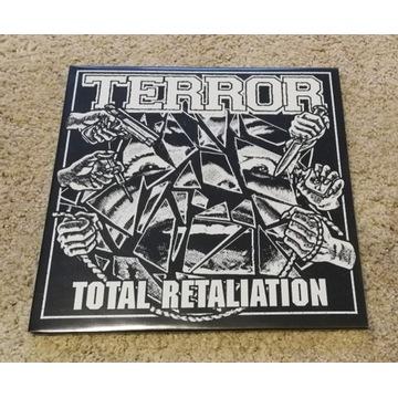 Terror- Total Retaliation LP+ gitarka gratis
