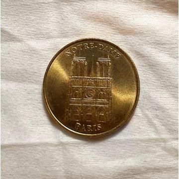 Monnaie de Paris Millennium Medal Notre-Dame