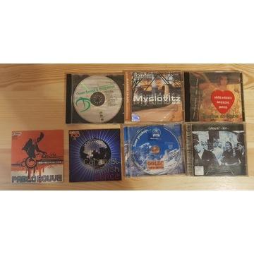 Płyty CD muzyczne różne