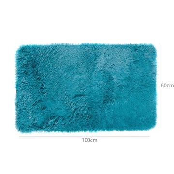 Miękki dywanik łazienkowy plusz