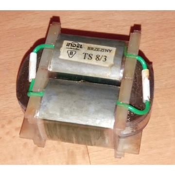 Transformator TS8/3 Indel