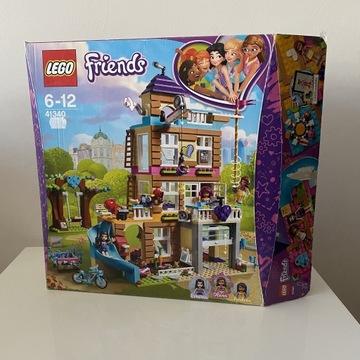 Klocki LEGO Friends 4134, Dom przyjaźni