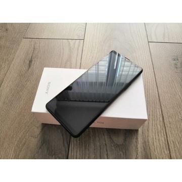 Nowy Sony Xperia 10 III czarny smartfon