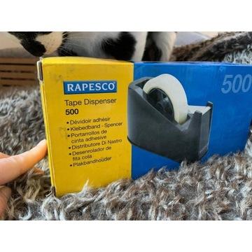 Rapesco 500 nowy, nieużywany