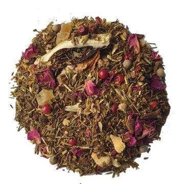 Herbata ROOIBOS zielony ZANZIBAR 50g