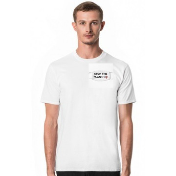 Koszulka Stop Plandemic