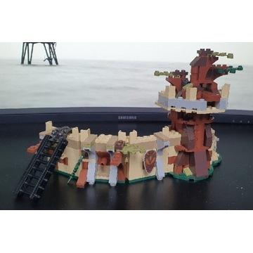 Lego Hobbit Armia elfów z mrocznej puszczy 79012
