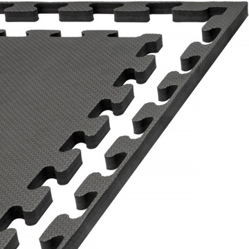 Mata 1,5cm puzzle piankowa fitness ćwiczeń jogi