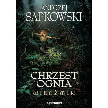 Chrzest ognia A. Sapkowski