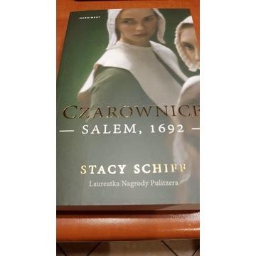 Czarownice Salem 1692 Stacy Schiff NOWA! IDEAŁ