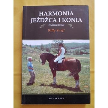 Harmonia jeźdźca i konia - Sally Swift