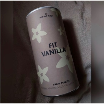Fit vanilla natural mojo