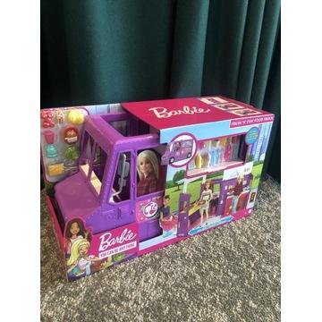 NOWE! Foodtrack Barbie furgonetka