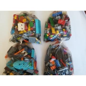 Lego mix klocków 100%Lego