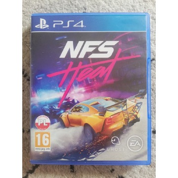 Need for speed HEAT stan bdb PS4
