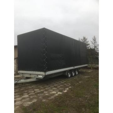 Przyczepa BORO 6x2,3