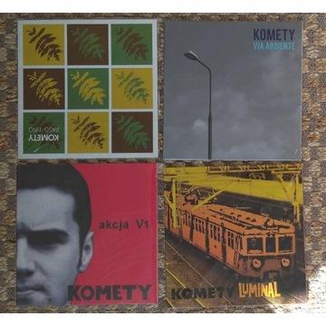 KOMETY - Akcja V1Luminal Via Ardiente Paso Fino LP