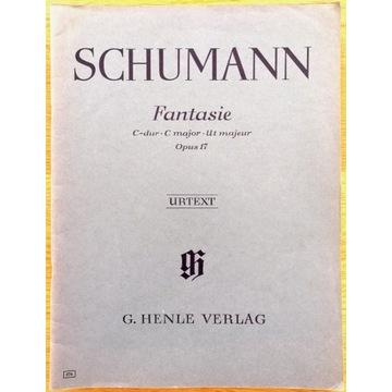 "SCHUMANN ""Fantasie""Opus 17 C-dur C major Ut majeur"