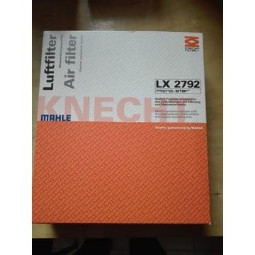 Filtr powietrza LX 2792 KNECHT TOYOTA