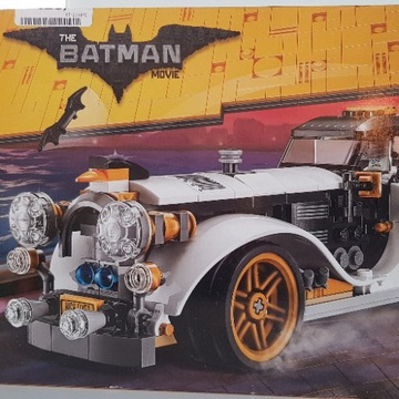 LEGO 70911 Batman Arktyczny samochód Pingwina