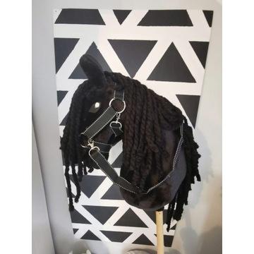 Koń Hobby Horse na kiju + zestaw - Prego