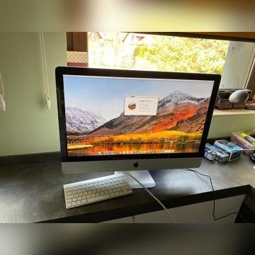 """iMac 27"""" late 2009 2,8 GHz i7, 12 GB, RADEON 4850!"""