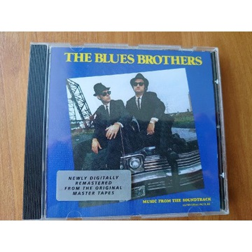 The Blues Brothers: movie soundtrack 1cd
