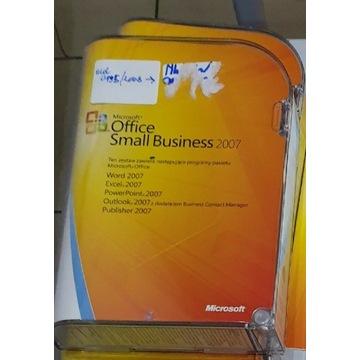 Microsoft Small Business 2007