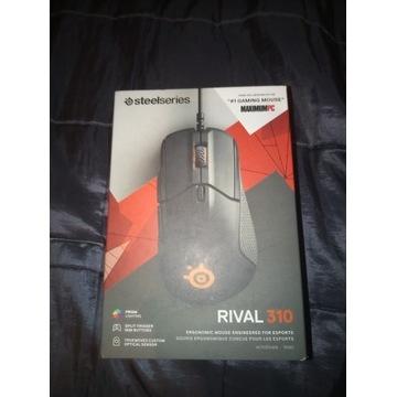 Myszka gamingowa Rival 310