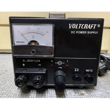 Zasilacz laboratoryjny Voltcraft