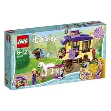 LEGO Disney 41157 Karawana podróżna Roszpunki Nowy