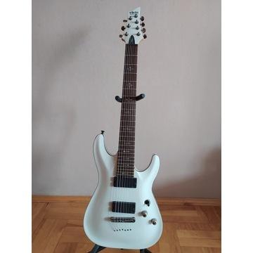 Schecter Demon 7 Emg 707!!!Gitara elektryczna 7str