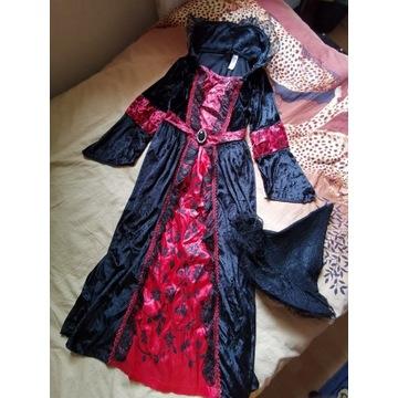 Stroj kostiumowy dla dziewczynki 11-12 lat 146-152