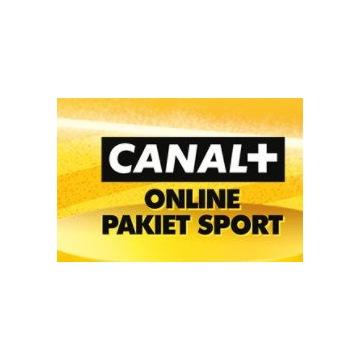 kod Pakiet SPORT Canal+ online (1 miesiąc)
