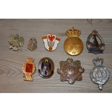 wykopki odznaki medale wisiorki policja wojska