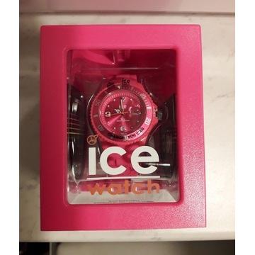Zegarek ICE Watch różowy silikonowy nowy