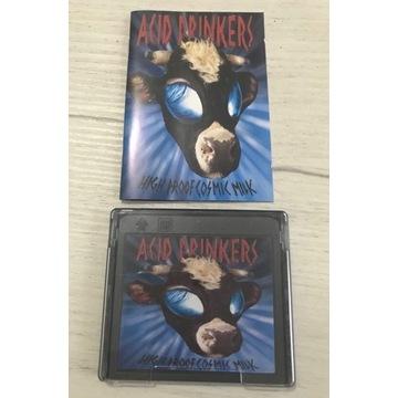 MD Mini Disc Acid Drinkers-High Proof Cosmic Milk