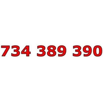734 389 390 ŁATWY ZŁOTY NUMER STARTER