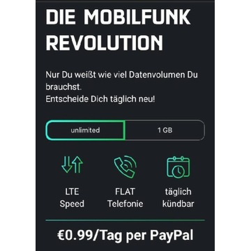 Nielimitowany internet w Niemczech
