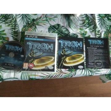 PS3 gra TRON Evolution 12+ polska wersja