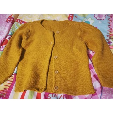 Sweterek r. 92