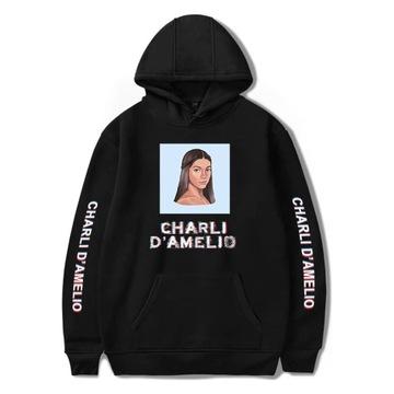 Bluza Charli D'Amelio r. xs/s/m/l/xl/3xl
