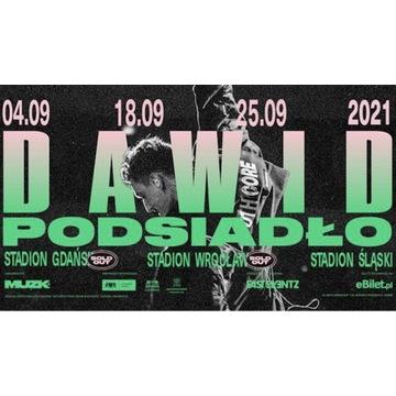 Bilet na koncert Dawida Podsiadło - Gdańsk 04.09