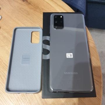 Samsung galaxy S20 Plus Grey 128 gb jak nowy