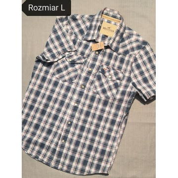 Koszula męska Holister r. L