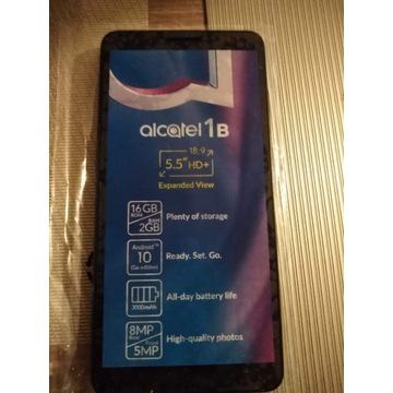 Alcatel 1B 16gb / 2gb ram nowy
