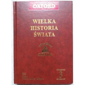Wielka Historia Świata T3 EGIPT NUBIA LIBIA ETIOPI