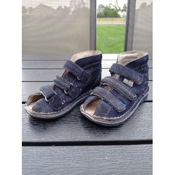 Danielki rozmiar 24 buty kapcie ortopedyczne