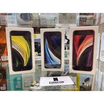 IPhone Se 64gb White,RED,Black Selgros-Białołęka